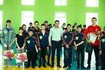 Спартакиада собрала воспитанников детских домов из Приморского края в Уссурийске