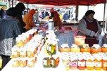 Сегодня в Уссурийске начала работу продовольственная ярмарка