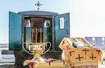 Мотострелковая бригада получила мобильный храм в Приморье