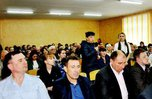 Глава администрации Евгений Корж провел встречу с жителями ТОС «Доброполье»