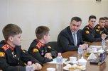 Губернатор Приморья пригласил суворовцев присоединиться к акции «Бессмертный полк»