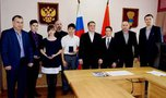 Глава администрации Уссурийска поздравил уссурийских спортсменов с очередными победами