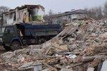 Семь домов в рамках программы переселения из аварийного жилья снесли в Уссурийске