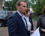Вице-губернатор Илья Ковалев посетил Уссурийск