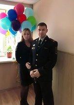 Полицейская семья Моисеенко из Уссурийска поделилась секретом семейного счастья