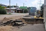 Тепловые сети завершают работы на улице Дзержинского в Уссурийске