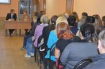 Глава Администрации Уссурийска встретился с родителями учеников школы № 130