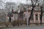 На месте старого здания в центре Уссурийска появится сквер