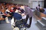 Торжественное мероприятие в честь Международного дня инвалидов прошло в Уссурийске