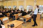 В Уссурийске для суворовцев провели урок на тему противодействия религиозному экстремизму