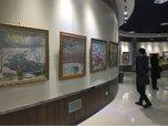 Уссурийские художники приняли участие в международной выставке в Китае