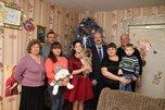 Новогодний подарок от Президента получила приморская школьница