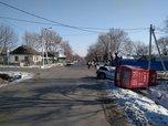 Три человека пострадали в ДТП в Уссурийске