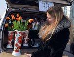 В Уссурийске впервые проходит «Ярмарка цветов»