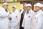 Андрей Тарасенко посетил предприятия пищевой промышленности в Уссурийске