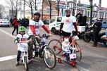 Велопробег, посвященный памяти погибших в локальных войнах, поддержали почти 400 велосипедистов Приморья
