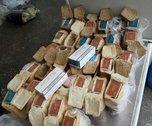 30 блоков сигарет обнаружили в хлебе уссурийские таможенники