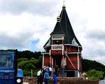 В селе Яконовка возводят храм