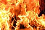 В Уссурийске сгорел частный дом