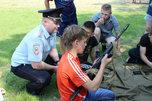 В Уссурийске полицейские организовали спортивный праздник для учащихся специальной школы