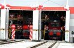 Пункт технического обслуживания локомотивов открыли после реконструкции в Уссурийске