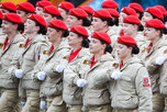 Двести уссурийских школьников вступят в ряды военно-патриотического движения «Юнармия» в День города