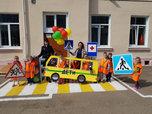 Жители Уссурийска увидели на улицах своего города «Шагающий автобус» 02 Октября 18:05