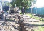 В Уссурийске восстанавливают ливневую канализацию