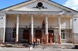 В доме культуры села Новоникольск начался капитальный ремонт