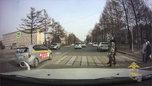 Водитель такси, нарушивший Правила дорожного движения в Уссурийске, привлечен к ответственности