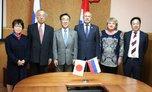 Делегация из Японии посетила Уссурийск
