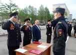Церемония приведения к Присяге полицейских прошла в Уссурийске
