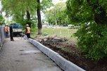 В Уссурийске на улице Комсомольской начались ремонтные работы