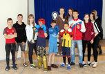 Полицейские организовали зарядку для воспитанников детского дома в Уссурийске
