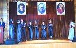 В Школе педагогики ДВФУ поздравили выпускников 2019 года