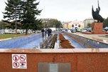 Уссурийские фонтаны готовят к зиме