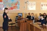 Полиция проводит акцию «Не оступись!» в школах города Уссурийска