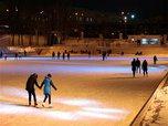 Открытые катки на городских стадионах Уссурийска прекращают свою работу