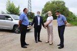 Дорожную разметку на улице Топоркова нанесут до середины августа