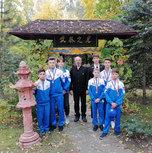 Приморские спортсмены приняли участие в чемпионате России по ушу таолу