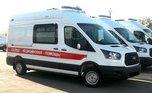 Станция скорой медицинской помощи Уссурийска получила новый автомобиль