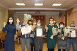 В Уссурийске наградили участников регионального этапа Всероссийского конкурса «Семья года»