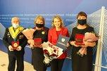 «Серебряному» волонтеру из Уссурийска - высшая награда
