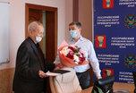 Юбилей празднует Почетный гражданин Уссурийска Анатолий Верба