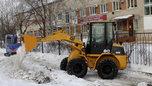 В Уссурийске водитель погрузчика при уборке снега ковшом травмировал ребенка