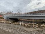 Строительство моста в селе Боголюбовка близится к завершению