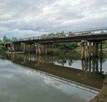 Движение запрещено полностью: в Приморье обрушился пролёт моста
