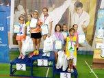 Уссурийские спортсмены приняли участие во всероссийских детских соревнованиях по бадминтону