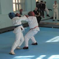 Открытое первенство по рукопашному бою прошло в Уссурийске