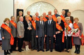 В Уссурийске чествовали выдающихся людей нашего округа – Почётных граждан